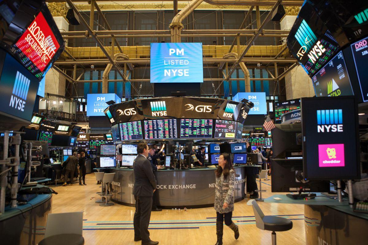 米国株の取引